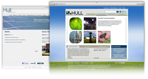 Hull Website