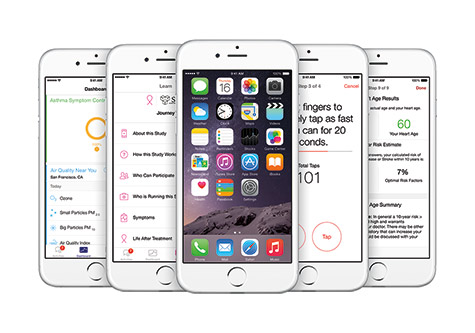 Apple's ResearchKit Opensource framework for life science research