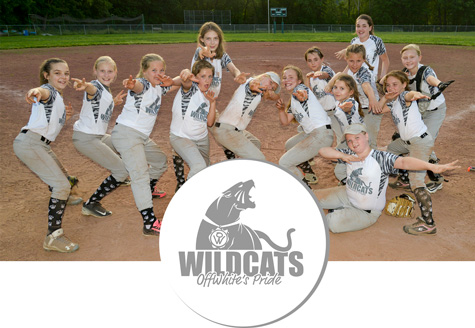 OffWhite Wildcats team photo
